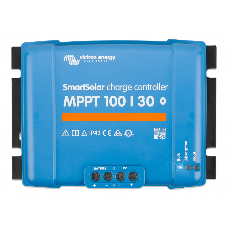 Régulateur de charge VICTRON Smart Solar MPPT 100-30 - APB Energy