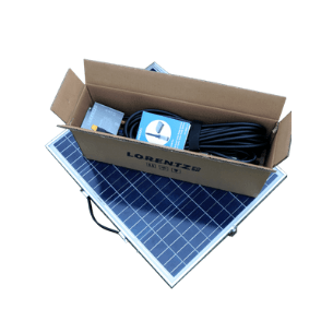 Kit pompage solaire Plug&Play SunnyPump
